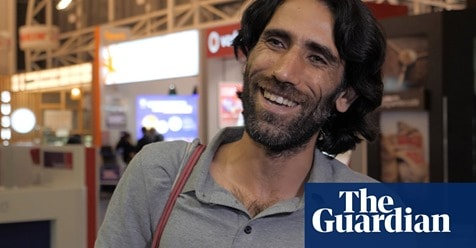Behrouz Boochani welcomed to New Zealand