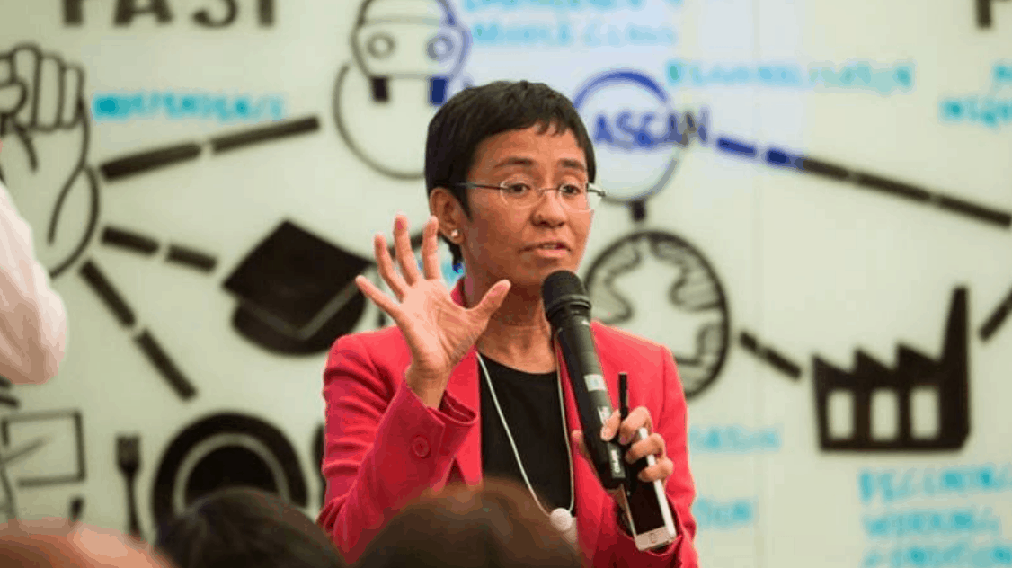 The Australian Centres of PEN International condemn charges against Maria Ressa and reporter Reynaldo Santos Jr
