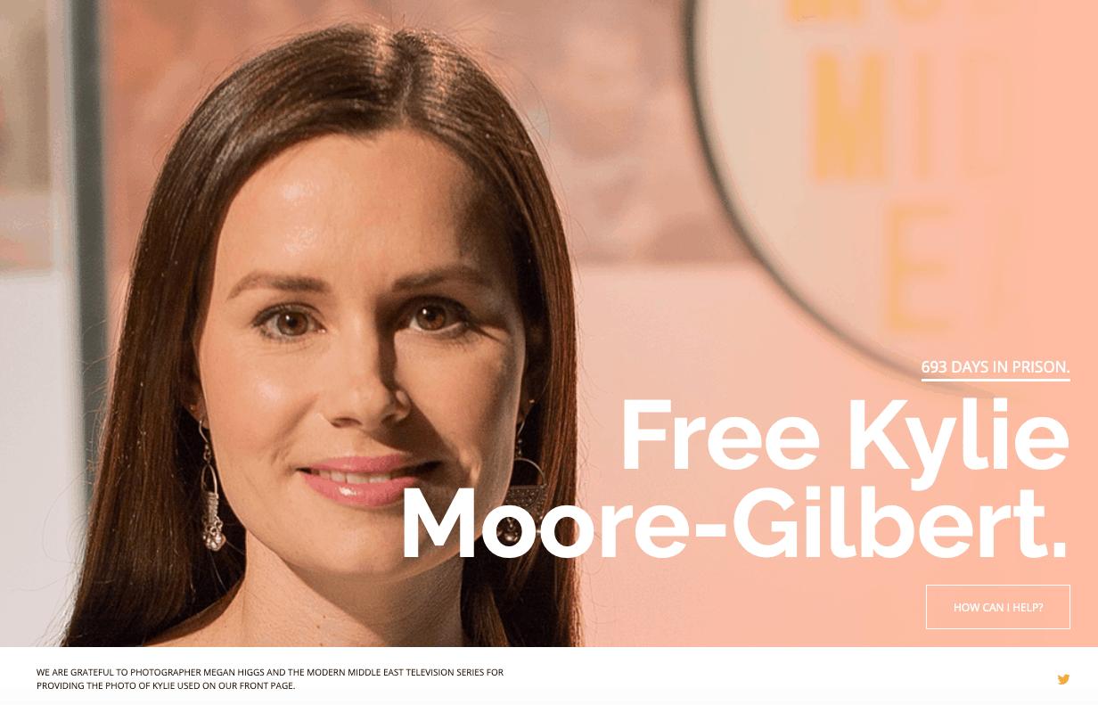 Kylie Moore-Gilbert