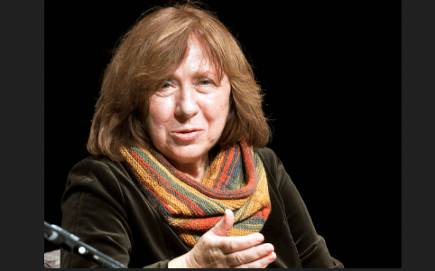 A Statement from PEN Melbourne in support of Belarusian PEN and Svetlana Alexievich