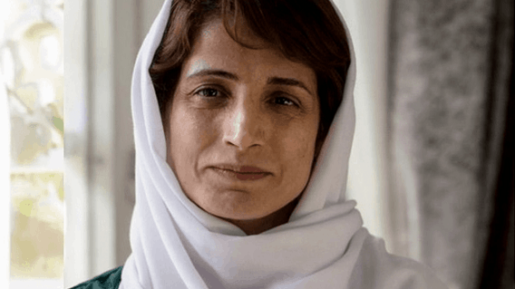 Iran: Call for immediate release of Nasrin Sotoudeh, human rights lawyer and activist, who is gravely ill while on hunger strike